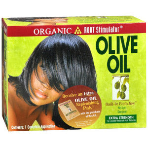 ORS Built-In Protection No-Lye Hair Relaxer System, Normal