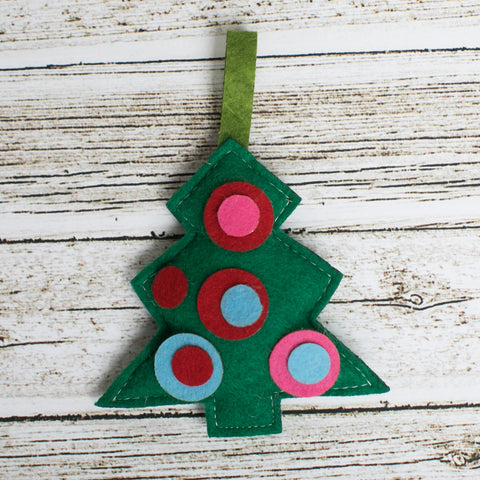 Polka Dot Tree Craft Kit - Kids Crafts Inc