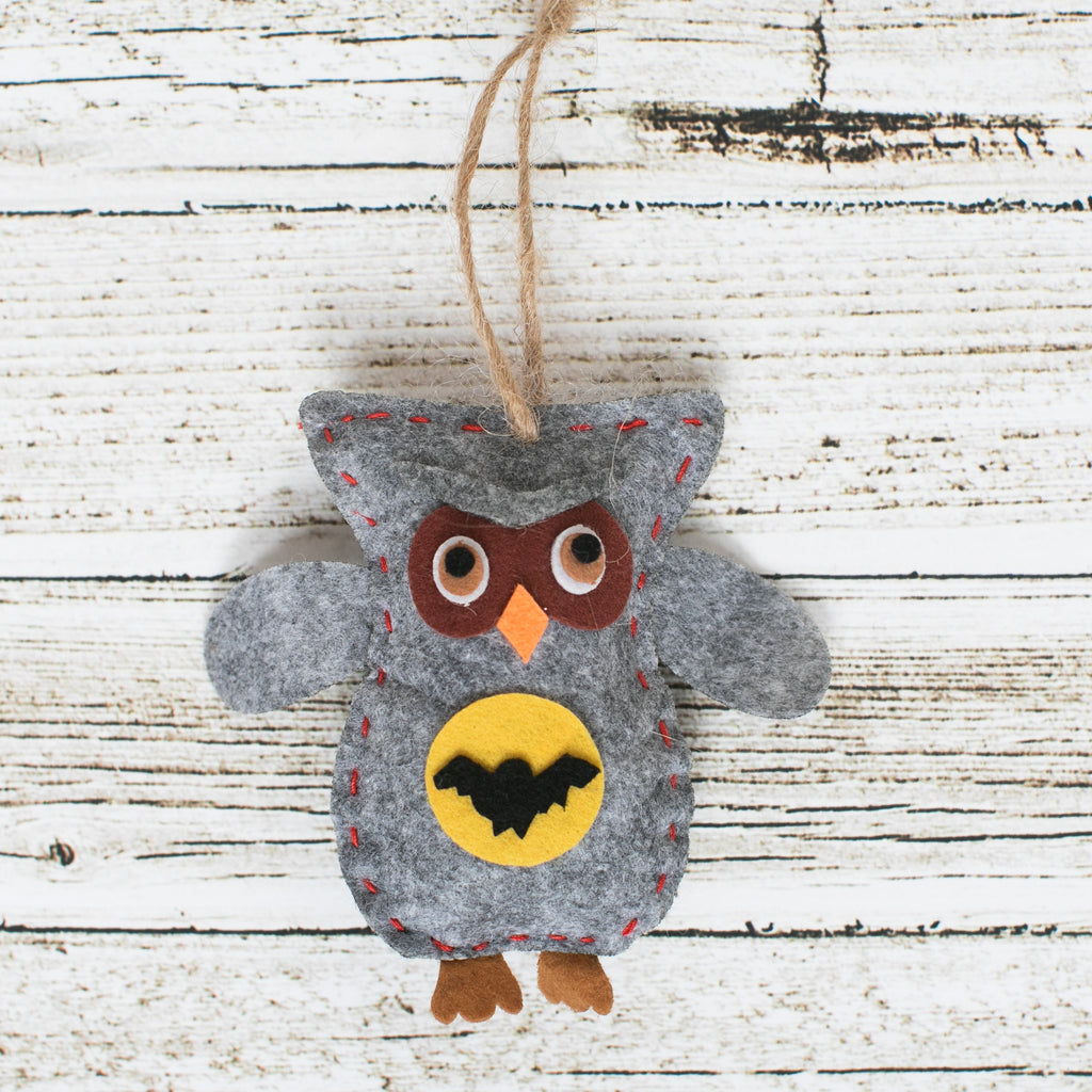 Halloween Owl Craft Kit - Kids Crafts Inc