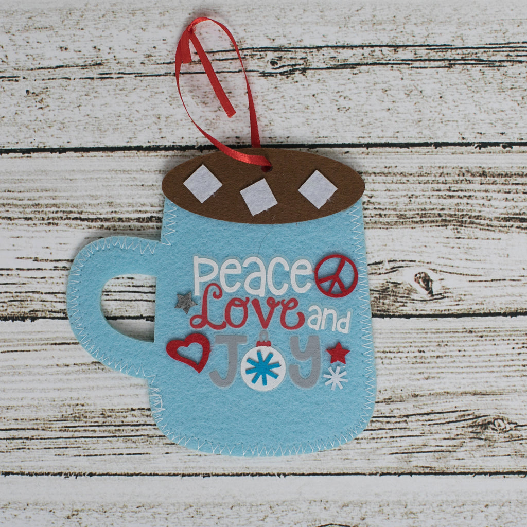 Hot Cocoa Craft Kit - Kids Crafts Inc