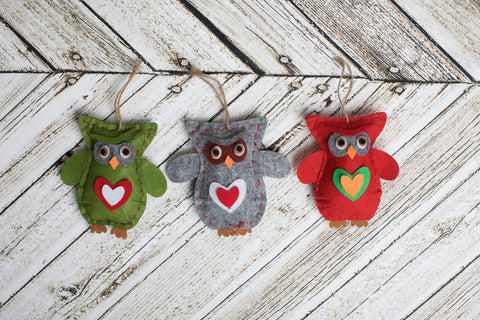Owl Craft Kit - Kids Crafts Inc