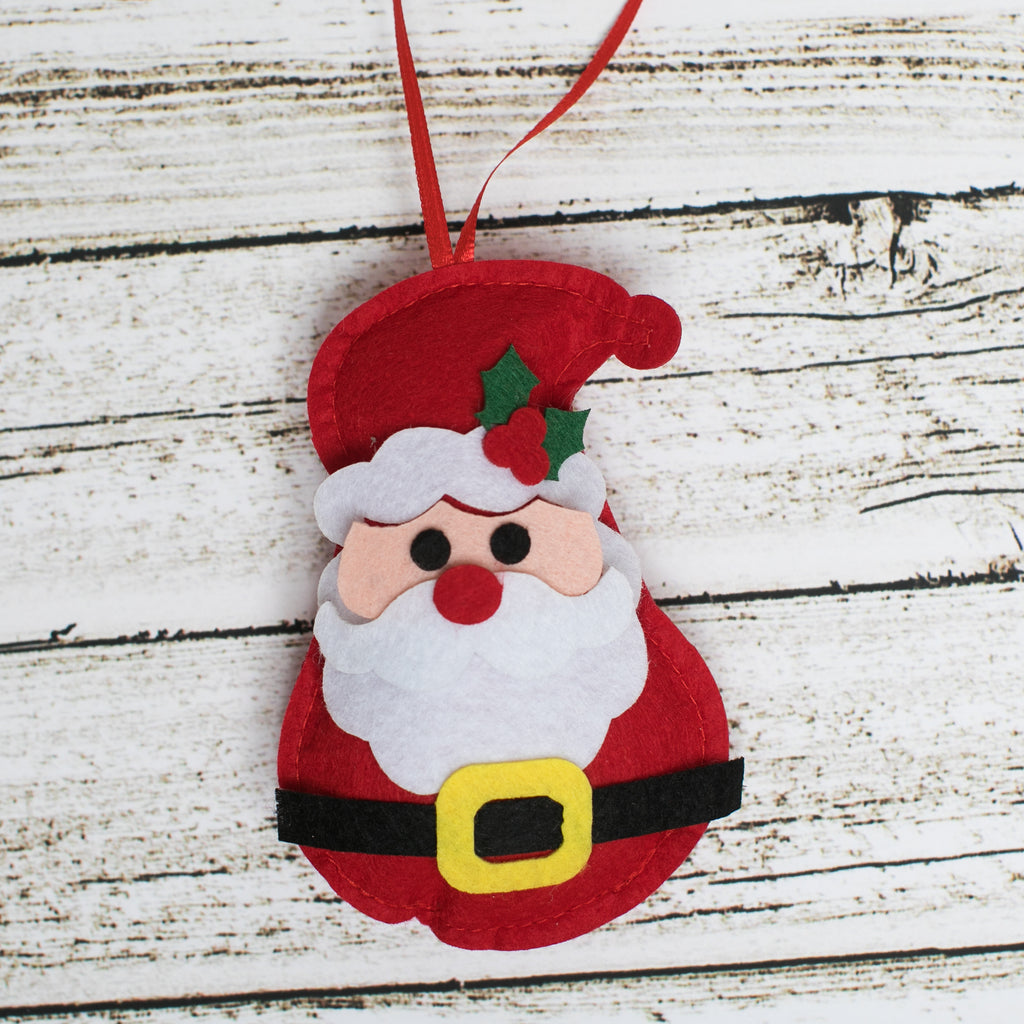 Santa Craft Kit - Kids Crafts Inc