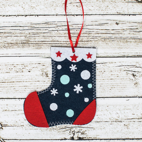 Stocking Craft Kit - Kids Crafts Inc