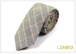 New Fashion Mens Ties 100% Cotton - ALL NECKTIES
