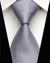 Business Silk Tie for Men - ALL NECKTIES