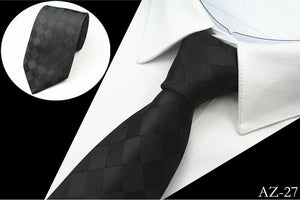 Men Striped Neckties For Business - ALL NECKTIES