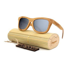 Hot Fashion Products Men Women Glass Bamboo Sunglasses - ALL NECKTIES