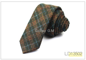 New 100% Wool ties For men High Quality - ALL NECKTIES