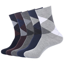 High quality men business cotton socks  5pairs/lot - ALL NECKTIES