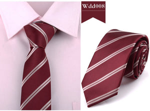 Slim fashionable neckties man Party Business Formal - ALL NECKTIES