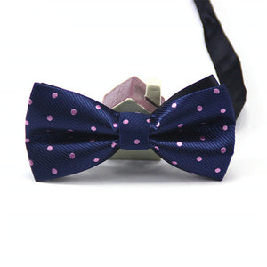 Men's BowTie Polka Dot Bowtie Business - ALL NECKTIES