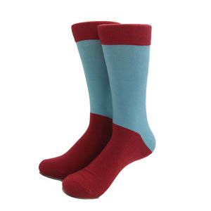 Fashion Colorful Socks Men business styles - ALL NECKTIES