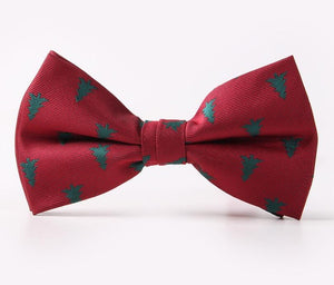 Holiday BowTie Men's Fashion - ALL NECKTIES