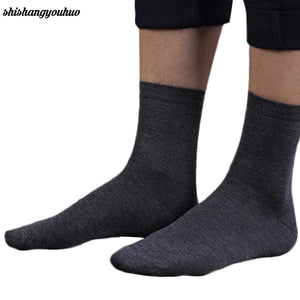Men Socks New hot mix Cotton Classic Business Brand men casual Socks - ALL NECKTIES
