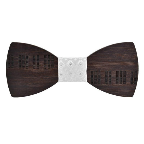 Style Wood Bowtie for Mens fashion - ALL NECKTIES