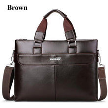 BAILLR Europe And America Business Briefcase Retro Laptop Handbag New Messenger Bag For Men Luxury Brand Office Bags 2017 M657 - ALL NECKTIES