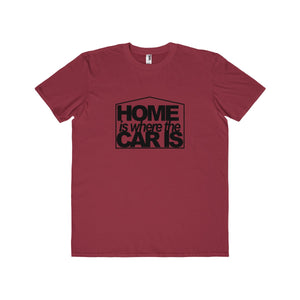 Home Is Where the Car Is Shirt