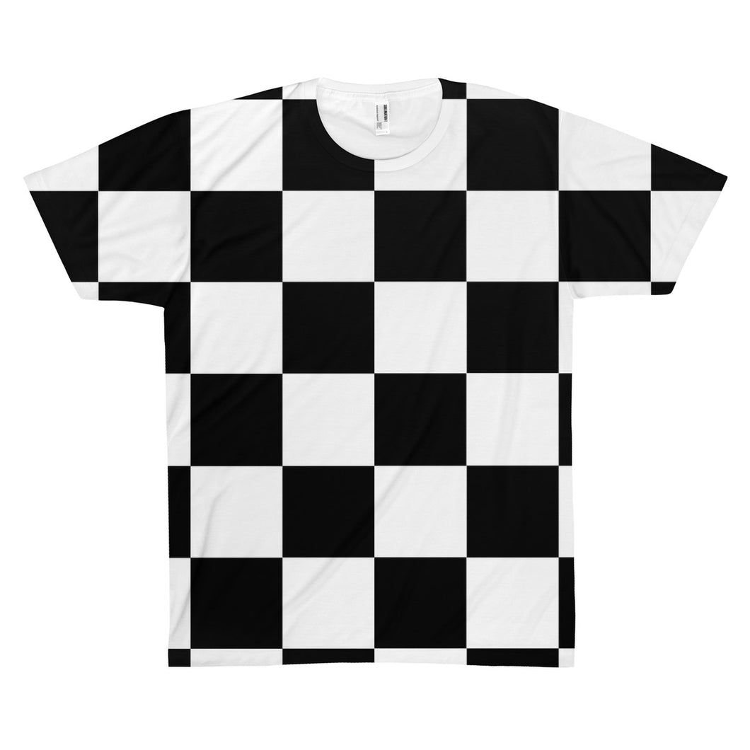 Checkered Flag Premium Shirt