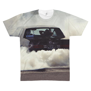 Burnout Cloud Premium Art Shirt