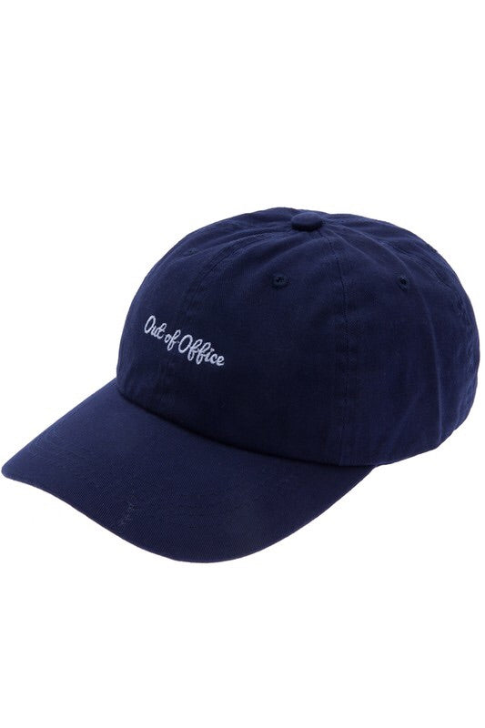 Out of Office Cap