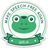 Make Speech Free Again Magnet