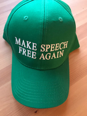 Hat: Make Speech Free Again