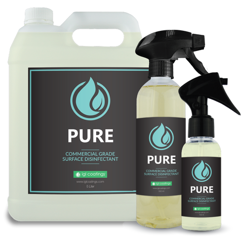 IGL Pure High Grade Surface Disinfectant