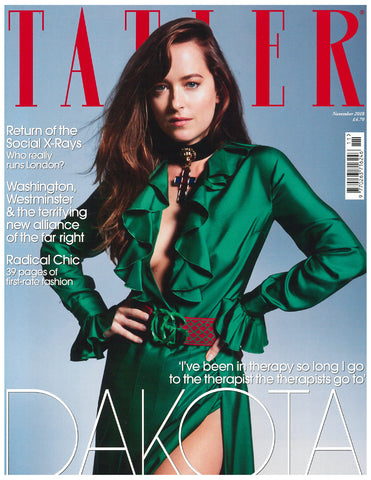 TATLER, TATLER magazine, The Tatler, fashion magazine