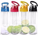 Fruit Infuser Water Bottle, 1 Pack
