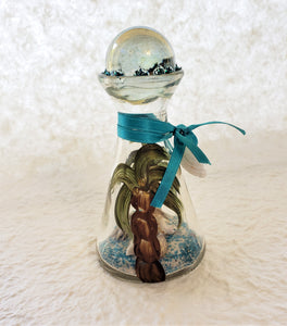 Marigot Art Sand Bottle Palm