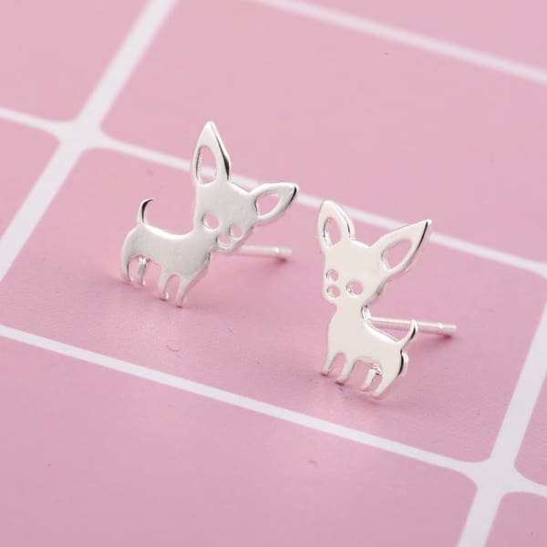 Chihuahua Earrings - Earrings