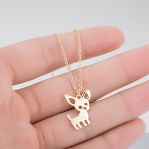 Chihuahua Necklace - Necklace