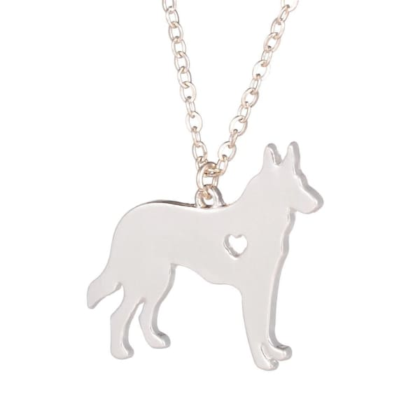 German Shepherd Necklace - Necklace