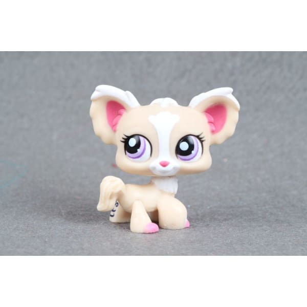 Pink Chihuahua Figure Toy - Toy