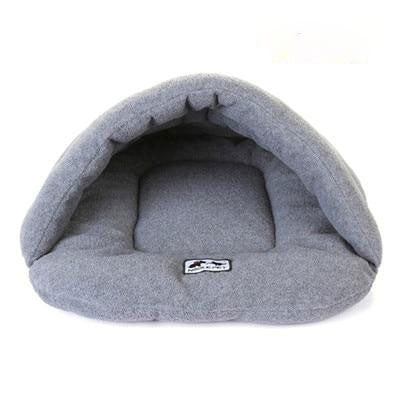 Puppy Grey Bed House