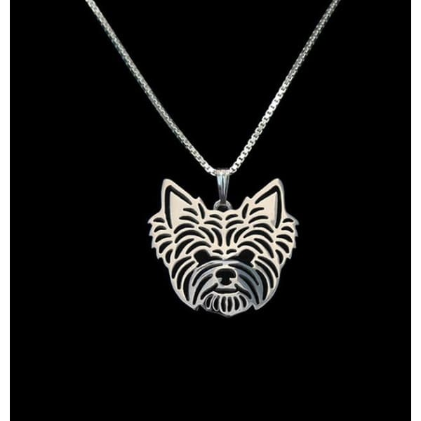 Yorkshire Terrier Necklace - Necklace