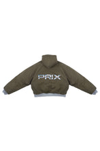 Load image into Gallery viewer, TRAIN REVERSIBLE HOODIE HUNTER