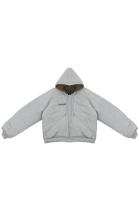 TRAIN REVERSIBLE HOODIE HUNTER (PRE-ORDER)