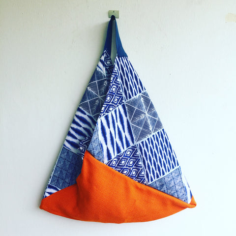 Tote eco friendly tote bag | Naranja Y Azul - jiakuma.myshopify.com