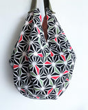 Shoulder sac bag eco friendly origami | Japanese geometries