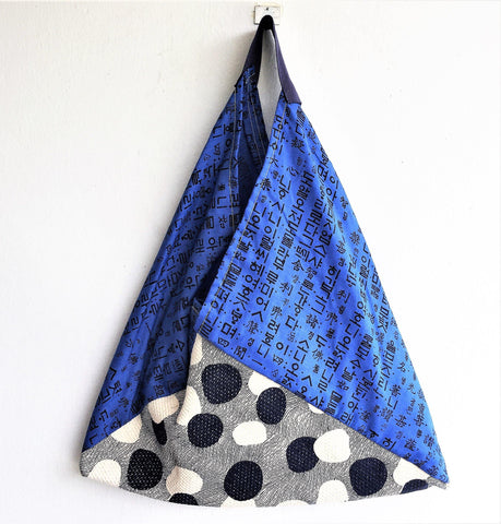 Korea and Polka dots Summer bento bag - jiakuma.myshopify.com