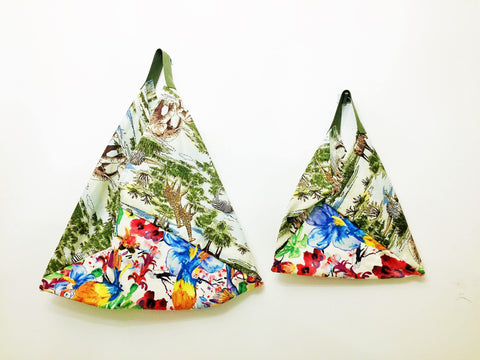 Tropical Forest -  bento bag