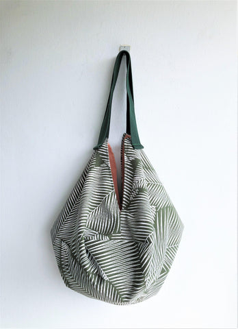 Eco friendly original geometric bag | Jungle - jiakuma.myshopify.com
