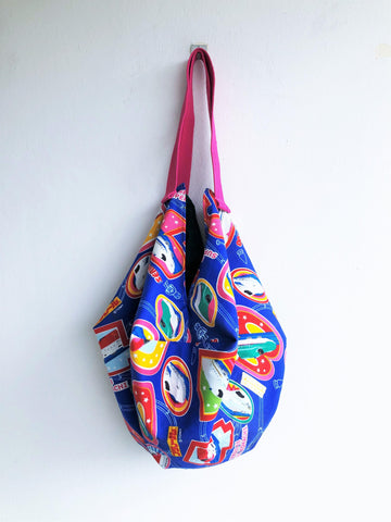 Sac shoulder bag eco friendly origami bag | Manga inspiration - jiakuma.myshopify.com