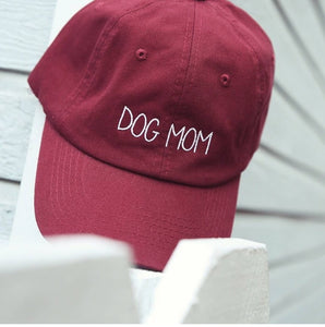 Dog Mom Hat - Amour Smiles