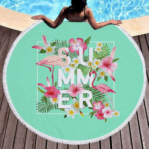 Beach Towel Dreamer - Amour Smiles