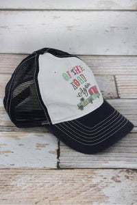 On the Road Again Truckers Hat