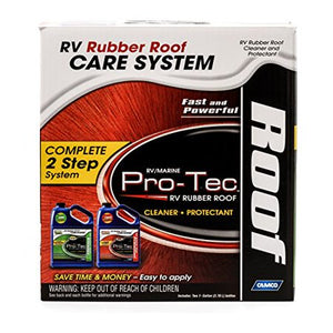 Camco 41453 Rubber Roof Care System