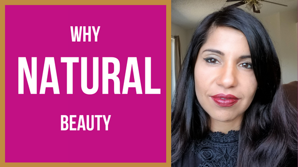 Why Use Natural Beauty Products?