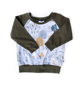 Adventure Map Raglan